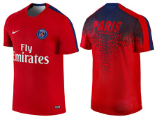 PSG Nike Training Jersey 2016 2017 | Adult XL | New With Tags | Paris FIFA RED