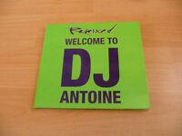 Doppel CD Welcome to DJ Antoine - Remixed - 2011 - 38 Songs