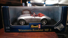 Revell 1:18 Wiesmann Roadster Diecast Modellino nuovo con scatola
