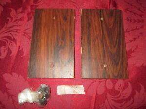 Teac GE-20 Equalizer Wood Sides  Vintage