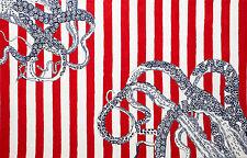 New listing Rug Usa 5' x 8' Octopus Us Flag Handmade Modern Persian Style Rugs & Carpet