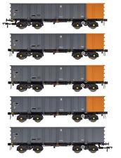 More details for acc2100bsc accurascale oo gauge pta/jta+jua bogie tippler pack  (outer) tops