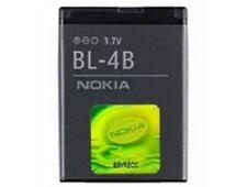 Original Nokia bl-4b Batterie Battery Accu 2630 2660 2760 5000 6111 7370 n76
