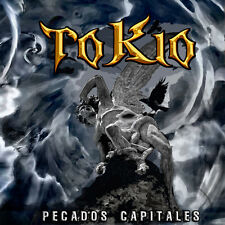 TOKIO - Pecados Capitales / New CD 2016 / Spanish Hard Rock since 80's