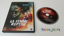 DVD La Femme Reptile - Noel WILLMAN - Ray BARRETT