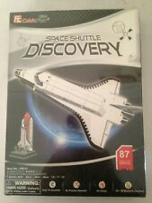 Space Shuttle Discovery NASA Cubicfun  3D Puzzle