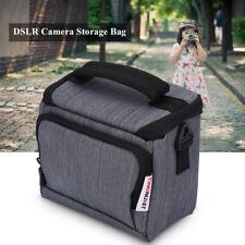 Mini Adjustable Shoulder Storage Bag Pouch for DSLR SLR Camera DV & Camcorder WN