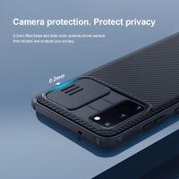Original Nillkin Case For Samsung Galaxy S20 S20+ 5G Slide Cover Protect Camera