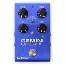 Source Audio SA242 Gemini Chorus Universal Bypass Tap Tempo Guitar Effect Pedal
