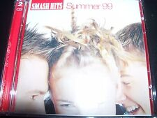 Smash Hits 99 Various 2 CD The Spice Girls Corrs Tina Cousins Vengaboys Five & M