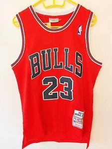 Michael Jordan 23 NBA Basketball Jersey Chicago Bulls Black Swingman shirt