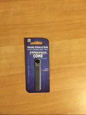KLECKER STOWAWAY 20 Tooth Beard Comb Tool Insert Fits KEY BAR & KEY SMART EDC