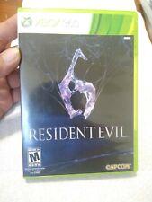 Resident Evil 6 For Xbox 360 Fighting Very Good 5E