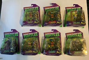 Teenage Mutant Ninja Turtles Nickelodeon Original line  complete shredder 2012