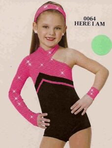 Dance Costume Jazz Tap skate pageant  Here I am