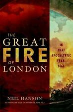 BX - The Great Fire of London : In That Apocalyptic Year, 1666 *NEW Hardcover DJ