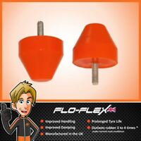 Classic Mini Suspension Bushes Bump Stops in Poly - Floflex