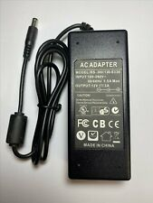 12V 3A AC-DC Switching Adaptor Power Supply PSU 5.5mm x 2.1mm RS-300/120-S336
