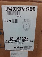 Holophane ILP470CF27W1Y750M Ballast Assy. Kit #1B-1074-D13