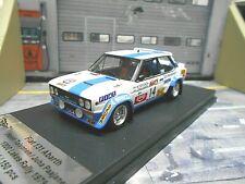 FIAT 131 Abarth Rallye 1000 Lakes 1979 #14 H. Toivonen Upo M Scala43 Trofeu 1:43