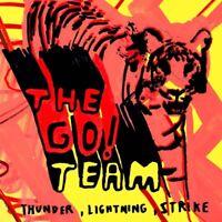 THE GO! TEAM -THUNDER LIGHTNING STRIKE (15TH ANNIV.EDITION) VINYL LP + MP3 NEU