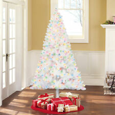 Holiday Time 6.5 ft Pre-Lit Madison Pine Artificial Christmas Tree w/ 350 Clear