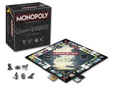 Unbranded Strategy Monopoly Board & Traditional Games
