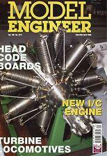 Model Engineer Magazine: Vol 166: April 2006: Turbine Locomotives