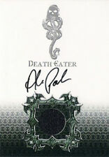 DE2 Deatheater Death Eater Auto Costume Card New Goblet of Fire MM Harry Potter