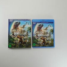 Walking with Dinosaurs The 3D Movie Blu-ray [Korea Edition, Slip Cover, 1Disc]
