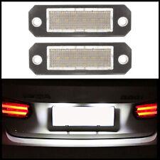 Für VW T5 T6 Touran 1T Passat 3BG B5 3C B6 2x 18 LED Kennzeichenbeleuchtung