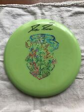 Prodigy M4 2014 Twisted Tour Twisted Flyer Page Pierce Signed Golf Disc