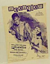 Moonglow ~ c1934 ~ Sheet Music ~ Picnic 1955 ~ Holden ~ Novak ~ Mills Music