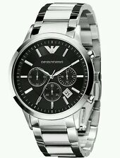New Emporio Armani AR2434 Men's Watch next day delivery ...2 YEAR WARRANTY...