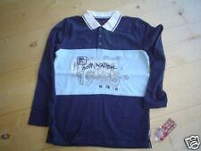 PL.05 Pampolina : POLOSHIRT,marine-bleu  128