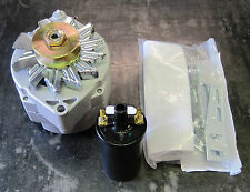 Willy's Jeep / 12 Volt, 65 Amp, 1-Wire Delco Alternator Conversion Kit