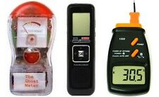 Ghost Meter EMF Detector + Ghost Hunting Thermometer + 8GB EVP Recorder 3KIT