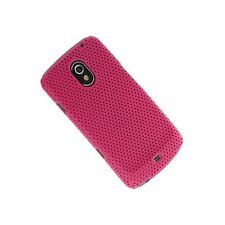 Pink Hard Mesh Case Cover for SAMSUNG Galaxy Nexus i9250