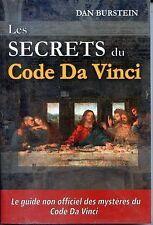 LES SECRETS DU CODE DA VINCI - Dan Burstein - 2004