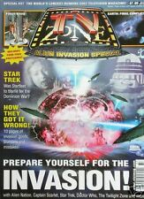 INVASION! 2000 TV ZONE Mag ALIEN NATION  STAR TREK