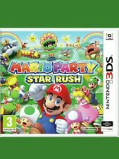 Mario Party Star Rush Nintendo 3DS Game New & Sealed