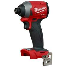 Milwaukee M18FUEL 1/4 in. Hex Impact Driver 2853-20 New Short (Bare Tool)2019