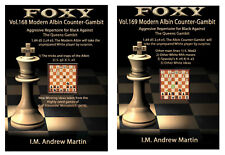 Foxy Openings Chess DVD 168 & 169 - The Albin Counter gambit Part 1 & Part 2