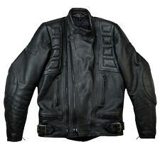 BELSTAFF Outlaw Biker Motorrad Harley Lederjacke 46 S-M Wie Neu