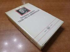 Thomas Hardy TESS DEi D'URBERVILLE 1^ediz. I Millenni Einaudi 1970