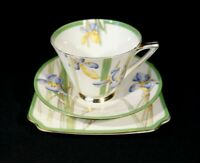 Beautiful Royal Doulton Iris Trio