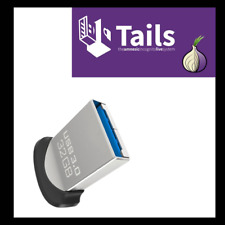 Tails usb 32GB. Privacy for anyone anywhere (for all systems)