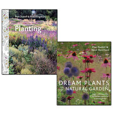 Piet Oudolf Collection 2 Books Set Planting, Dream Plants for the Natural Garden
