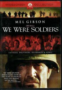 We Were Soldiers - REGION 1 DVD - FREE POST!