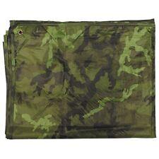 CZ Army M95 CZ Camouflage Tarpaulin - 2x3m Camo Tarp - Brand New